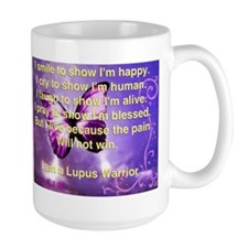 Lupus Warrior Mug