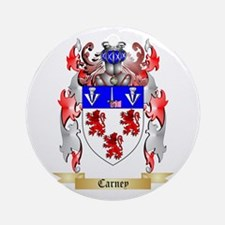 Carney Ornament (Round)