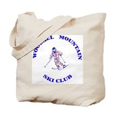 Woodall Mountain Ski Club Tote Bag