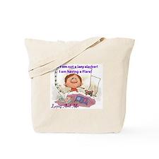 Lupus Flare Tote Bag