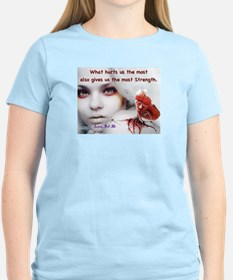 What hurts us the most T-Shirt