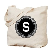 Monogram Medallion S Tote Bag