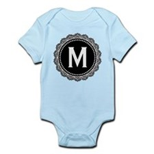 Monogram Medallion M Body Suit