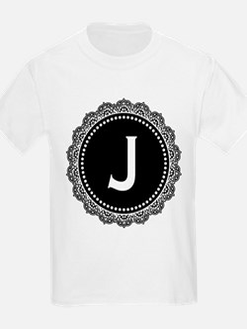 Monogram Medallion J T-Shirt