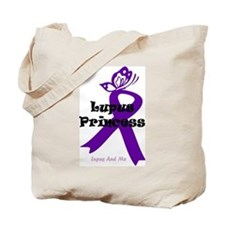 Lupus Princess Tote Bag