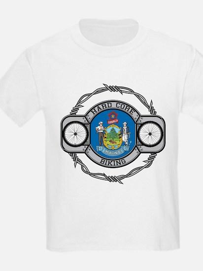 Maine Biking T-Shirt