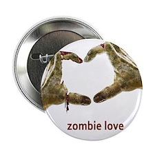 "Zombie Love 2.25"" Button"