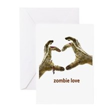Zombie Love Greeting Cards (Pk of 10)