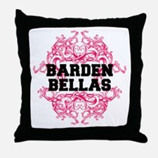 Pitch Perfect Barden Bellas Throw Pillow