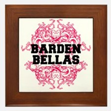 Pitch Perfect Barden Bellas Framed Tile