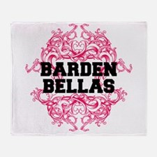 Pitch Perfect Barden Bellas Throw Blanket