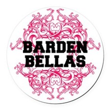 Pitch Perfect Barden Bellas Round Car Magnet