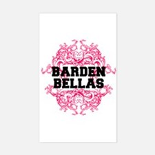 Pitch Perfect Barden Bellas Decal