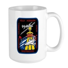 STS 118 Endeavour New Crew Mug