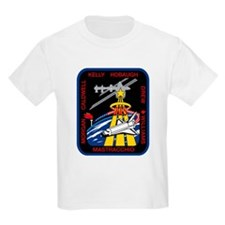 STS 118 Endeavour New Crew T-Shirt