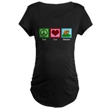 Peace Love Hamsters T-Shirt