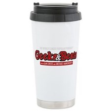 Geeks & Beats Official Travel Mug