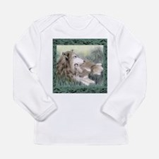 Wolf Mother Long Sleeve Infant T-Shirt