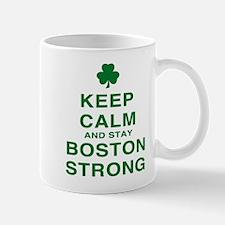 Keep Calm and Boston Strong Mug