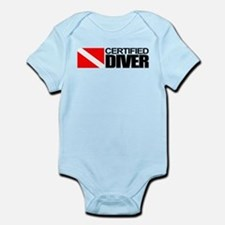 Certified Diver Body Suit
