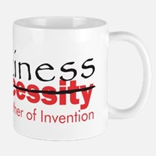 Laziness: The True Mother of Invention Mug