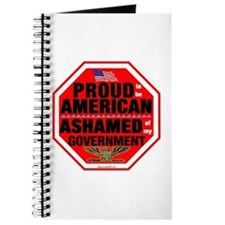 Proud to be American wire-bound Journal
