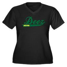 Deez Nuts Plus Size T-Shirt