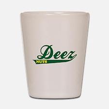 Deez Nuts Shot Glass