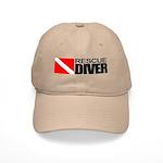 Rescue Diver Baseball Cap
