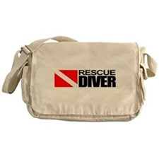 Rescue Diver Messenger Bag