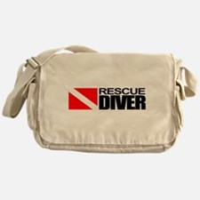 Rescue Diver Messenger Bag