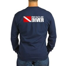 Rescue Diver Long Sleeve T-Shirt