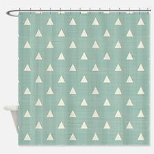 Cute Pattern Shower Curtain