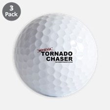 Official Tornado Chaser Golf Ball