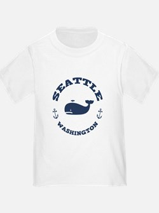 Seattle Whale T