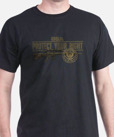 Protect Your Right T-Shirt