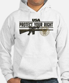 Protect Your Right Hoodie