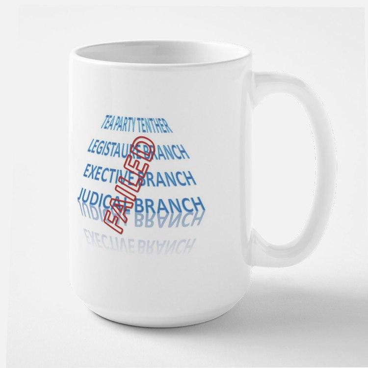 Failed Government Mug