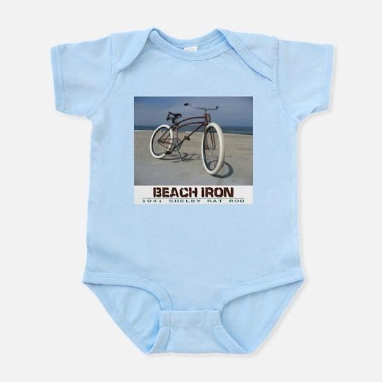 Beach Iron Shelby Rat Rod Body Suit