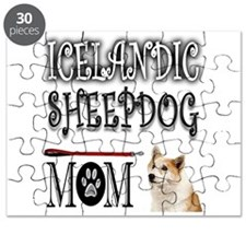 ICELANDIC SHEEPDOG MOM Puzzle