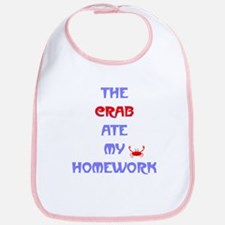 Homework Excuse Bib