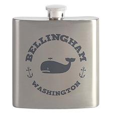 Bellingham Whale Flask