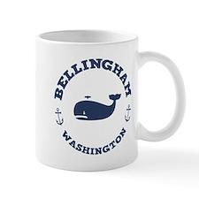 Bellingham Whale Mug