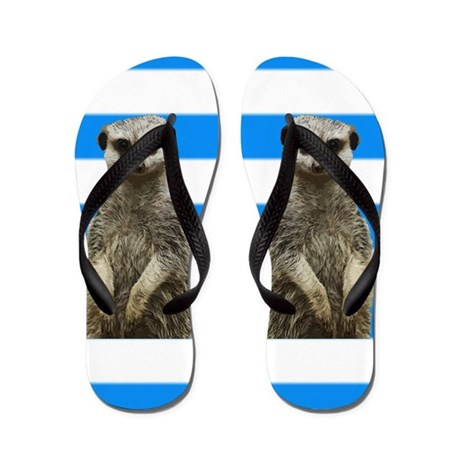 meerkatflipflops Flip Flops