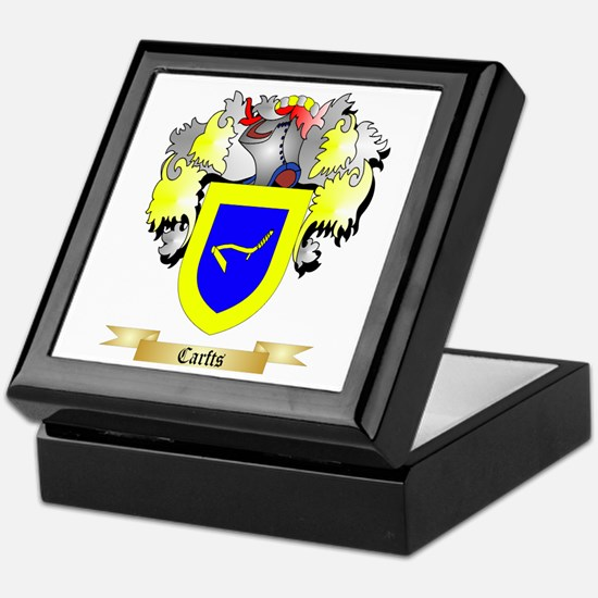 Carfts Keepsake Box