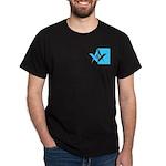 Masonic Black n Blue Dark T-Shirt