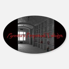 Pyretta's Perpetual Twilight Oval Decal