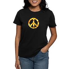 Explosive Peace Sign T-Shirt