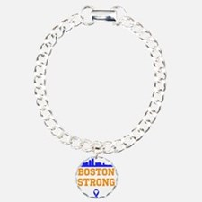 Boston Strong Ribbon Design Bracelet