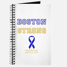 Boston Strong Ribbon Design Journal